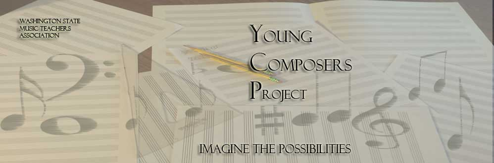 Young Composers Project for students in Washington State