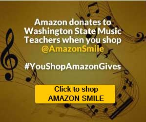 Shop Amazon Smile, Support WSMTA